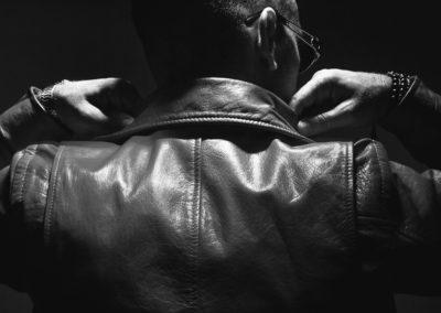 leather jacket alteration